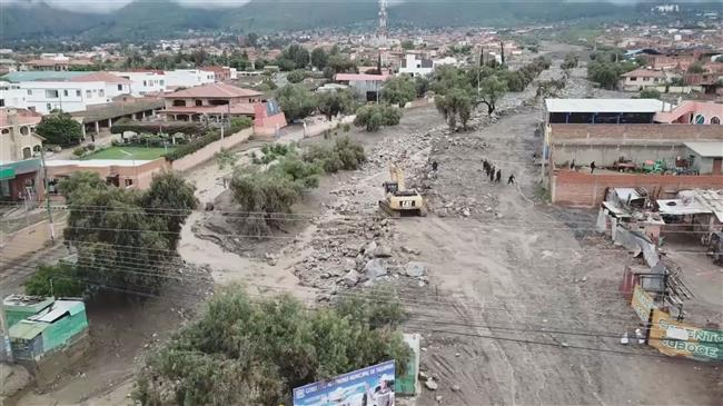 Photo of Bolivia: Two killed and two missing after deadly floods hit Tiquipaya