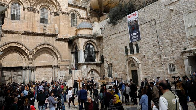 Photo of Jerusalem al-Quds church reopens as Israel suspends controversial plans
