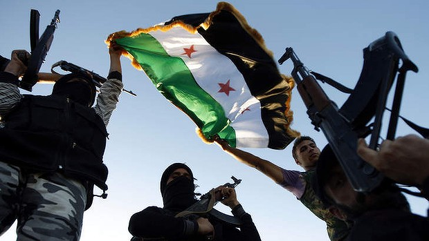 Photo of New FSA terrorist group formed and disbanded in two hours
