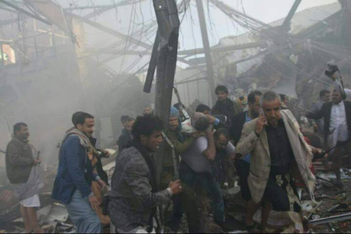 Photo of Iran: US, US Covering up War Crimes Committed by Saudi in Yemen