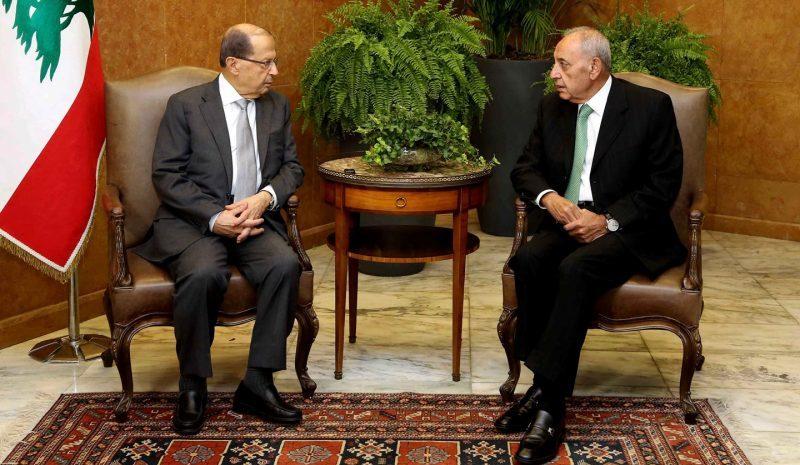 Photo of Lebanon's President, House Speaker Stress National Unity in Face of Israeli Threats