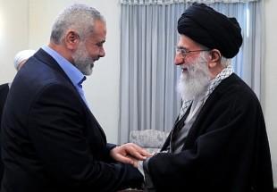 Photo of Hamas congratulate Imam Sayyed Ali Khamenei on Islamic Revolution anniv.