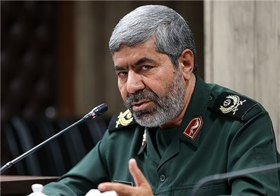 Photo of IRGC monitoring Daesh around Iran borders: Spokesman