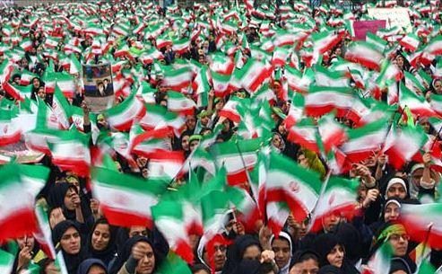Photo of Millions of Iranians start Islamic Revolution victory anniversary rallies