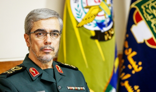 Photo of Iran Top commander vows to prevent recurrence of Pasdaran Ave. incidents