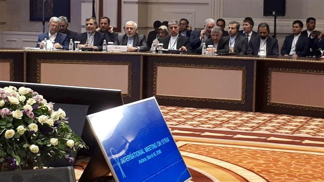 Photo of Iran, Russia, Turkey reaffirm commitment to Syria's territorial integrity after talks in Astana