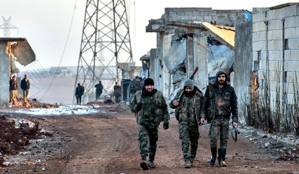 Photo of Syrian Army Keeps Rolling on Terrorist Centers in Eastern Ghouta