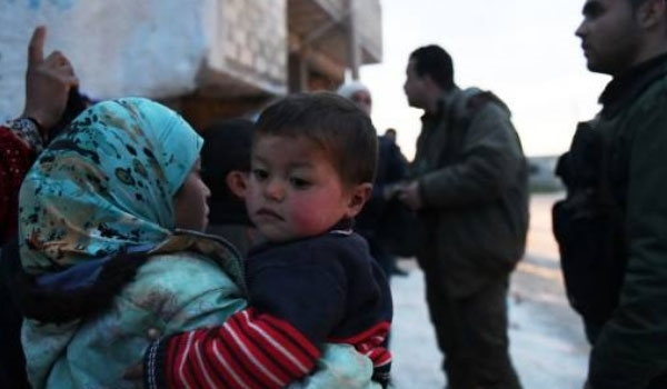 Photo of Over 79,000 Civilians Relocated from Terrorist-Held Regions in Eastern Ghouta