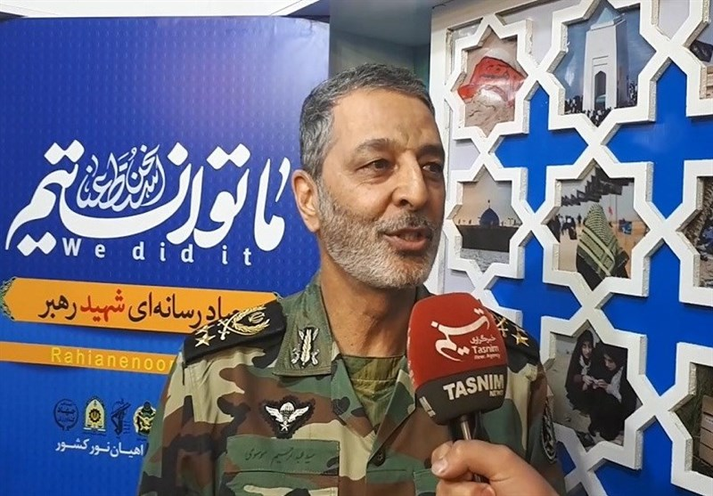 Photo of Iran Army Chief Highlights Popular Support for Sacred Defense Goals