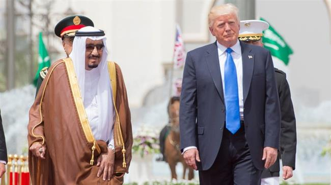 Photo of Report: Trump asked Saudi king $4bn for Syria goals