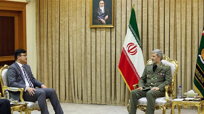 Photo of Iran ready to help Afghanistan fight terror: Defense chief