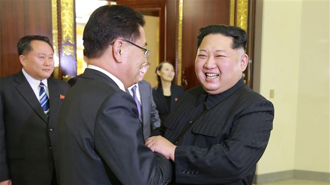Photo of North Korea leader wants to 'vigorously advance' ties with South