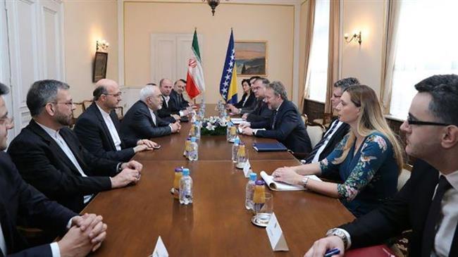Photo of Iran's Zarif urges ideological battle against extremism