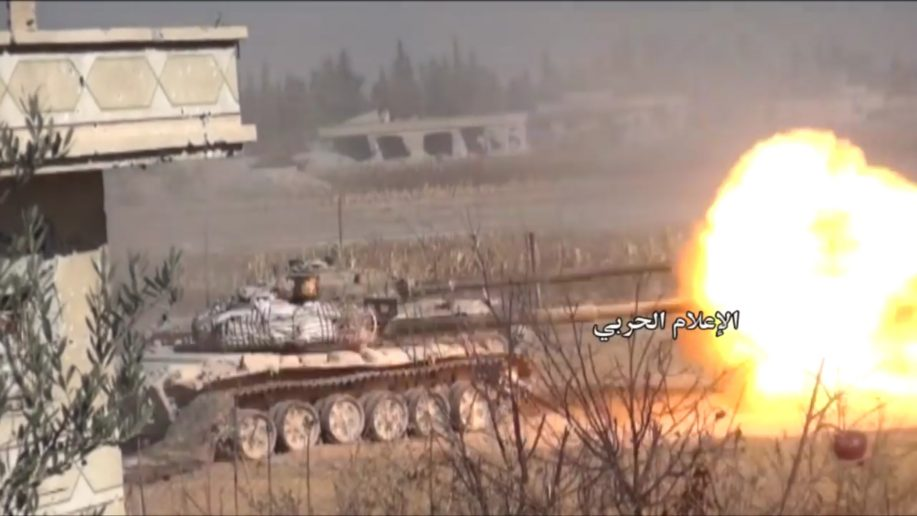 Photo of Breaking: Syrian Army begins storming 2 major terrorist strongholds in east Damascus