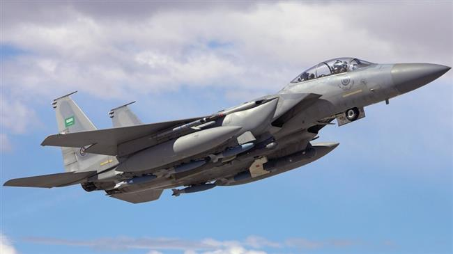 Photo of Yemeni forces target zionist Saud's F-15 fighter jet over Sa'ada