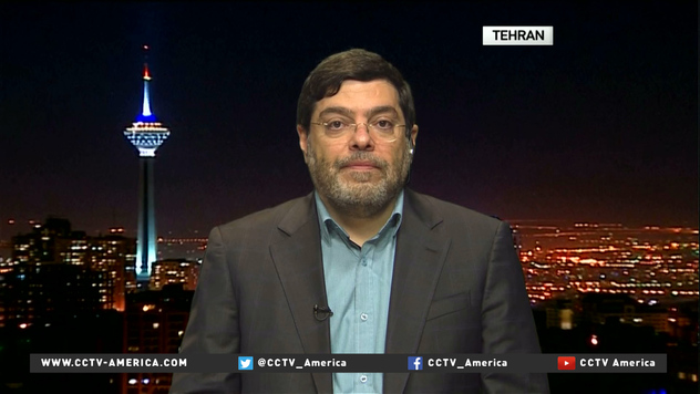 Photo of Iranian scholar banned from BBC debate at American university in Lebanon