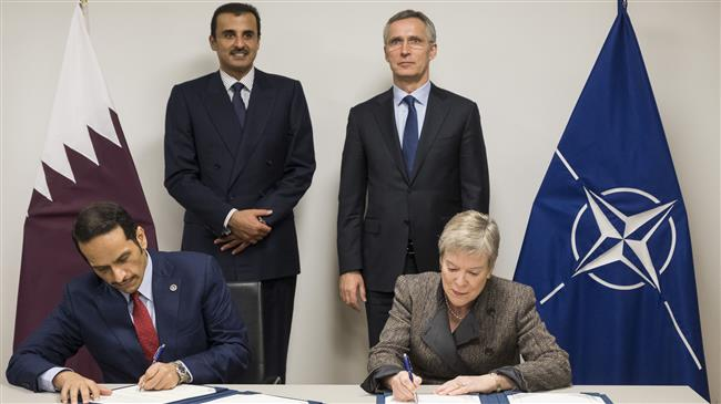 Photo of Qatar signs security pact with NATO amid Persian Gulf diplomatic crisis