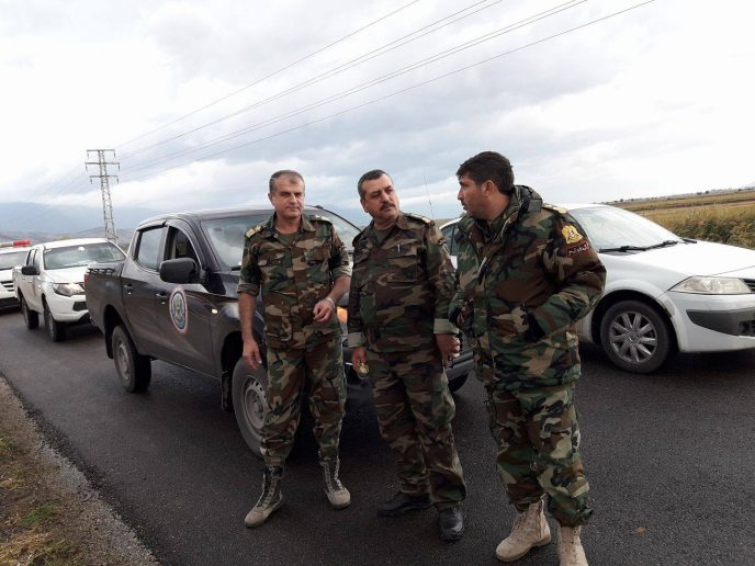 Photo of Syrian Army increases military presence in northern Aleppo as Turkish-backed troops advance