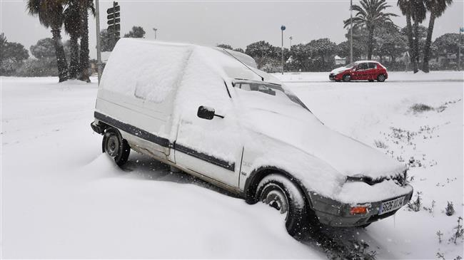 Photo of Cold snap paralyzes Europe, more die