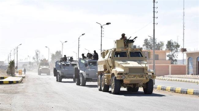 Photo of Fresh Sinai clashes kill 16 militants, 2 Egyptian soldiers
