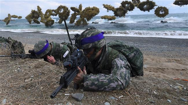 Photo of Great Satan US, puppet South Korea to resume annual military drills
