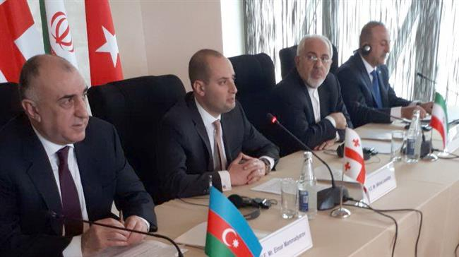 Photo of All-out cooperation necessary to address regional concerns, Zarif says