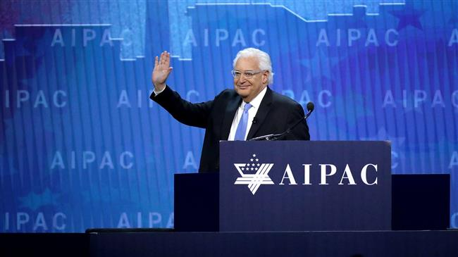 Photo of Zionist Friedman lashes out at Abbas over his speech on israel settlements