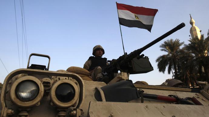 Photo of Egyptian Army Kills 10 Militants in Sinai Anti-Terror Raid Over Past 2 Days