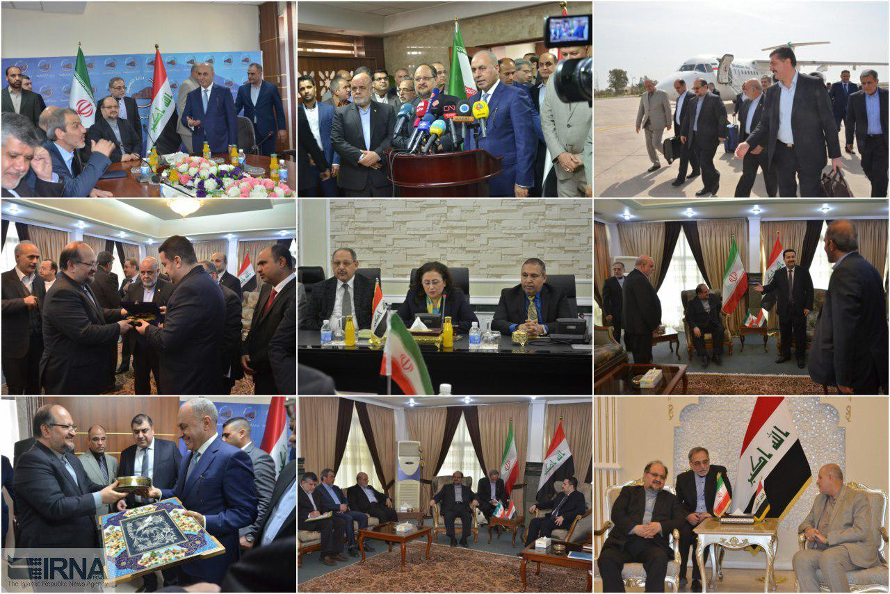 Photo of Iran, Iraq explore ways of expanding mutual trade, industrial co-op