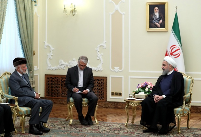 Photo of Pres. Rouhani: Killing of Yemenis must be stopped