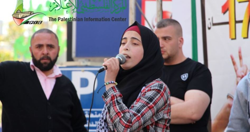 Photo of Palestinians in Jenin maintain daily program marking Prisoners Day