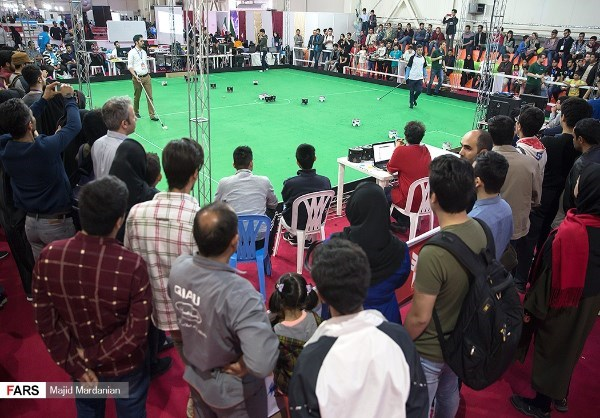 Photo of Photos- Third Day of 13th RoboCup Underway in Tehran