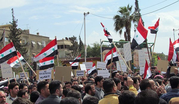 Photo of Syria: Popular Uprising against ISIL Reported in Southern Damascus