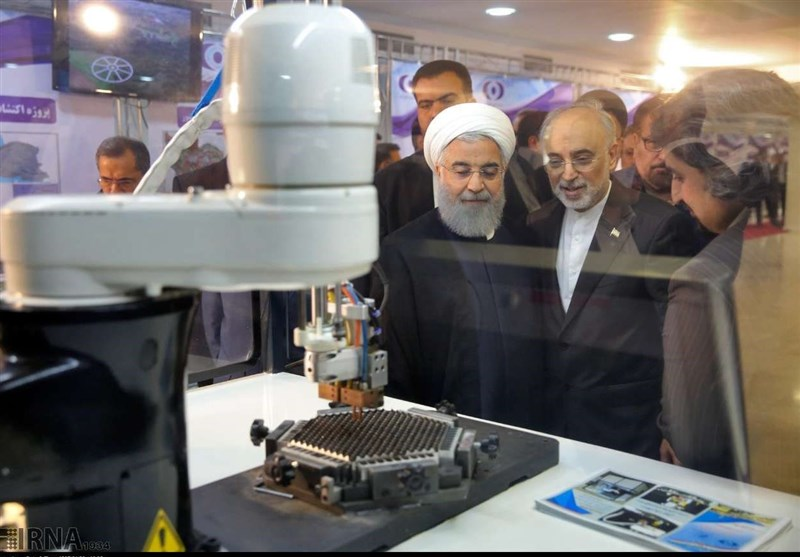 Photo of Iran Marks Nuclear Technology Day, Unveils New Achievements