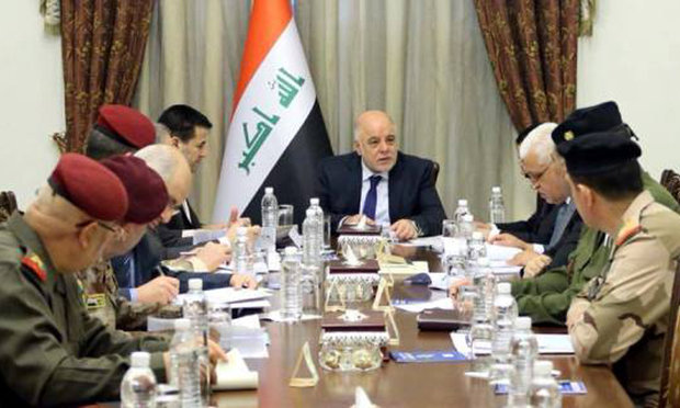 Photo of Iraq may launch cross-border operation to fight terrorists in Syria
