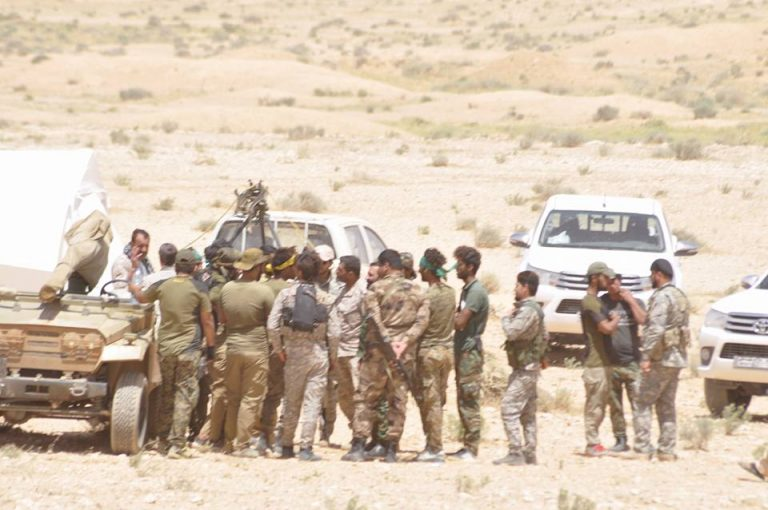 Photo of Syrian Army, Hezbollah kill many ISIS terrorists as they attempt to drive ISIS back near Sukhnah