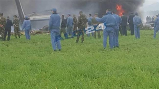 Photo of More than 250 dead after military plane crash in Algeria