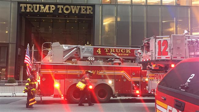 Photo of One killed in apartment fire at Trump Tower in New York