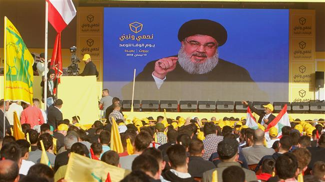Photo of Nasrallah says Trump threats will not intimidate Syria