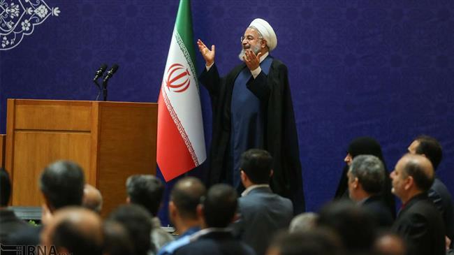 Photo of Enemies plot to make Iranian nation disappointed about future: Rouhani