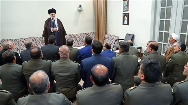 Photo of Iranian Army must become stronger, more efficient: Sayyed Imam Ali Khamenei