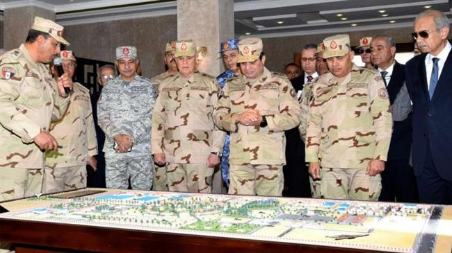 Photo of Crisis looming in Sinai amid Egyptian army offensive: Human Rights Watch