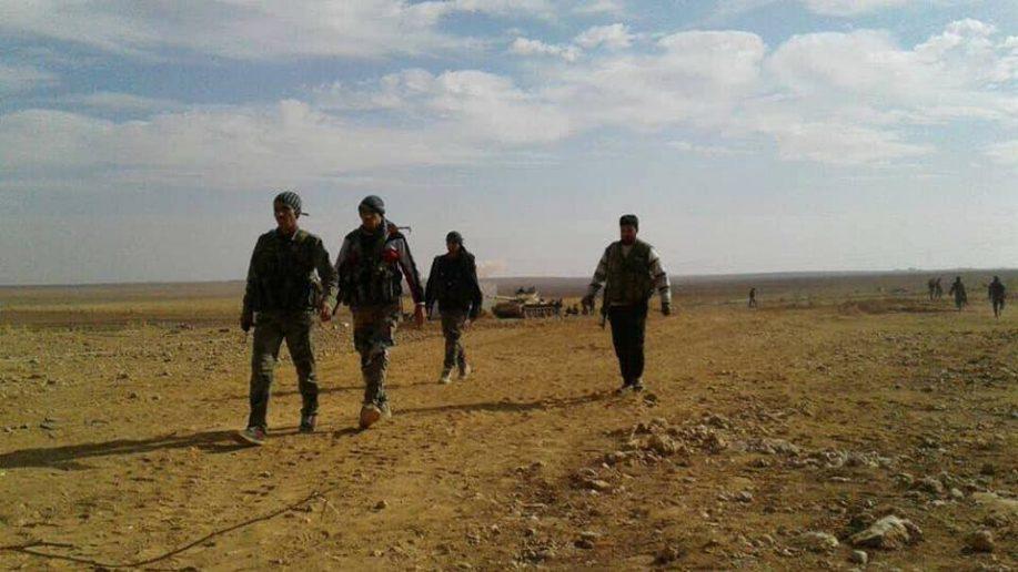 Photo of Syrian military officially establishes full control over strategic Qalamoun Mountains