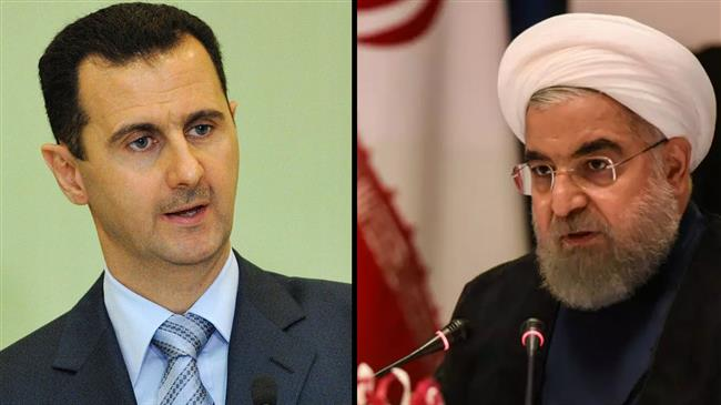 Photo of Attack on Syria illegal, blatant support for terrorism: Rouhani