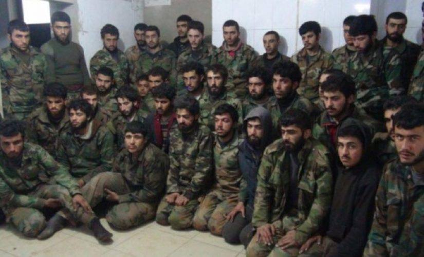 Photo of Update: Many thousands of Syrian Army, civilian hostages to be released by Jaysh al-Islam