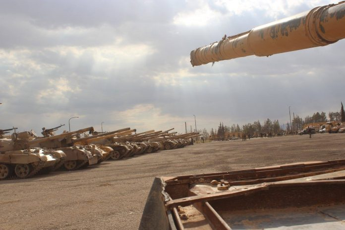 Photo of 'Tank you very much': Syrian Army to use armor handed over by east Qalamoun terrorists