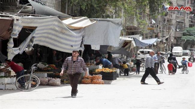 Photo of Syrians in Damascus countryside enjoy peace in Ramadan after terrorists routed