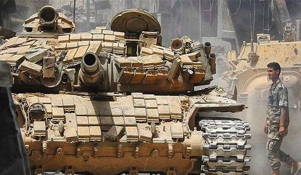 Photo of Syria in Last 24 Hours: Army Wards Off Tahrir Al-Sham's Offensive in Hama
