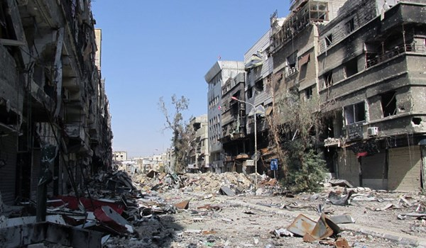 Photo of Palestinian Official: 60% of Yarmouk Camp Destroyed by Terrorists