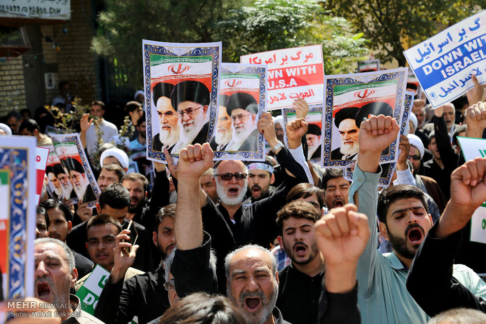 Photo of Iran united against Trump's new policies